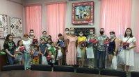 ВИваново наградили участников конкурса«Один день изжизни семьи»