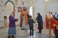 День Жен-мироносиц. Православный женский день в Тереньгульском районе (Ульяновская область)