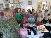 Союз православных женщин оказал помощь многодетным семьям наСтаврополье