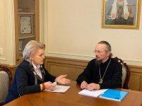 На 40-й день по кончине митрополита Филарета (Вахромеева) в Жировичском монастыре состоялись заупокойные богослужения