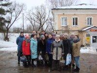 В городе Демидов состоялось первое мероприятие проекта «Жить долго и здорОво!» (Смоленская область)