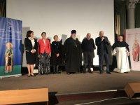 Общество во имя святой равноапостольной княгини Ольги приняло участие в XIII международном фестивале документального кино «Невский Благовест»