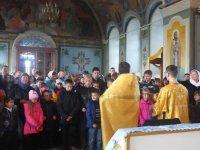 Открытие Центра духовно-нравственного воспитания «Рождество» в с.Лебяжье (Ульяновская область)
