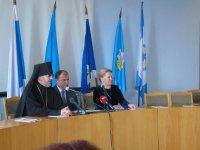 Съезд Всеукраинского союза православных женщин