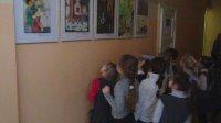 Отзывы о посещении выставки работ юных художников Всероссийского конкурса детского рисунка «Моя семья»