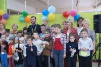 Неделя святых жен-мироносиц в г. Сокол Вологодской области