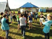 Летняя смена в детском краеведческом лагере