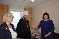 Открытие Дома милосердия в Ульяновске