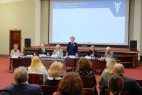 Защита материнства и детства – фундамент народосбережения России