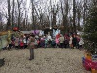 Новогоднее представление «Дед Мороз и его друзья» в Ставрополе