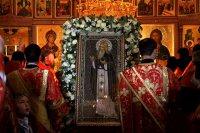 День памяти преподобного Герасима Болдинского в Свято-Троицком Болдинском мужском монастыре