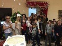 Рождественский праздник для детей (Ставропольский край)
