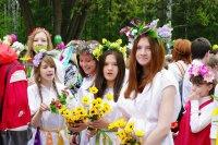 Праздник Букв в Академгородке