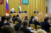 В Калуге прошла Богородично-Рождественская парламентская встреча в Законодательном Собрании области