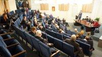 Расширенное заседание Президиума Общественной Палаты Союзного государства и Международного Общественного Оргкомитета мероприятий к 75-летию Великой Победы