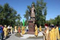 В день апостолов Петра и Павла митрополит Даниил освятил памятник святителю Тихону, Патриарху Всероссийскому в Архангельске