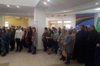 Открытие выставки «Венценосная семья» в Рязани