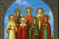 В праздник Жен-мироносиц православные женщины Украины молились за мир и единство в стране
