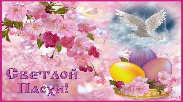 Светлой Пасхи! | МОО «Союз православных женщин»